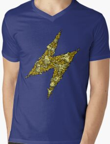 PokeDoodle - Electric Mens V-Neck T-Shirt
