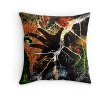 The Monster Mash, It Was a Graveyard Smash Throw Pillow