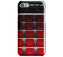 empty stage iPhone Case/Skin