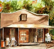 The Country Store by Esperanza Gallego