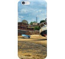Abandoned Boats San Felipe iPhone Case/Skin