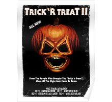 Trick 'r Treat II Poster Poster