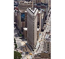 Flatiron Building, Manhattan, New York, USA Photographic Print
