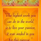 'Passion' by jewd barclay