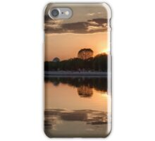 National Mall Sunset iPhone Case/Skin