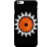LACE GERBERA FLOWER... PICTURE,PILLOW,TOTE BAG,ECT.. iPhone Case/Skin