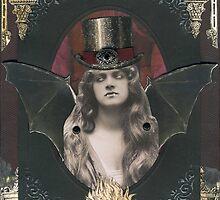 Lysandra Porphyria - Undead Coed by WinonaCookie