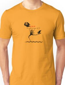 Nothing to crow about Unisex T-Shirt