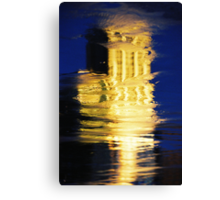 Watery Light Canvas Print