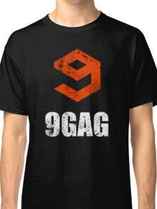 9gag black Classic T-Shirt