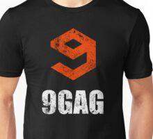 9gag black Unisex T-Shirt