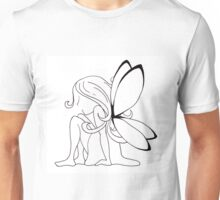 Fairy Thoughts Unisex T-Shirt