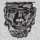 dabnotu_scribbleheadchin by Juan Antonio Zamarripa