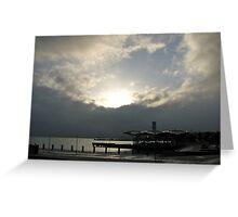 Sunrise Eastern Beach Greeting Card