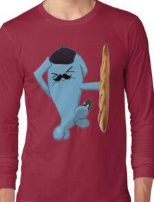 "Funny Pokémon ""Wobbuffet"" Long Sleeve T-Shirt"