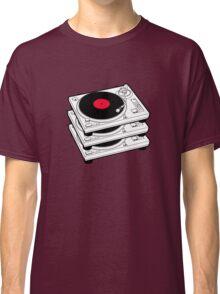 GRAMOPHONES RECORD PLAYERS Classic T-Shirt