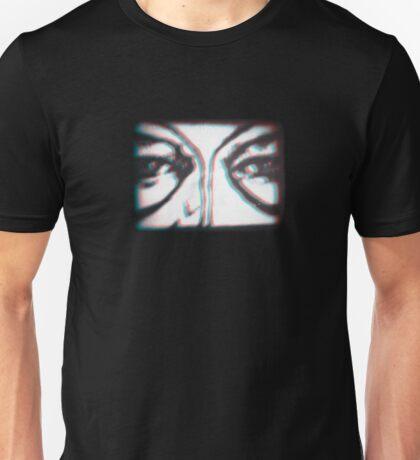 angel eyes....anaglyph Unisex T-Shirt