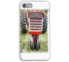 Vintage International Harvester Tractor iPhone Case/Skin