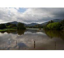 Instant Wetlands Photographic Print