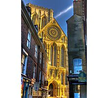 Rose Window - York Minster Photographic Print