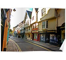 Low Petergate - York #2 Poster