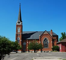 St. Lawrence Catholic Church by mltrue