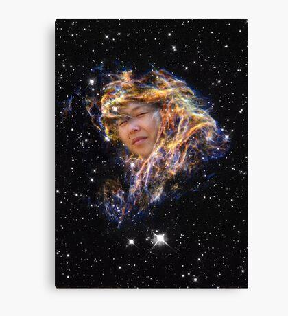 Emma's Spacewalk Canvas Print