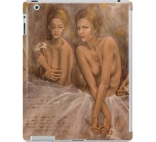 Daisies...and doubts iPad Case/Skin