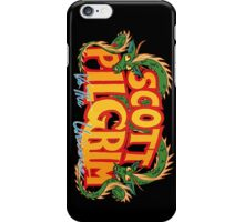 Scott Pilgrim vs. The Universe iPhone Case/Skin