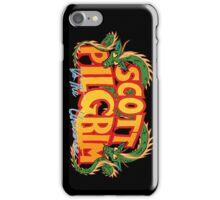 Scott Pilgrim vs. The Universe iPhone Case/Skin
