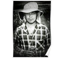winery worker  Poster