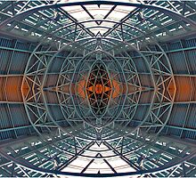Abstract Symmetry by Adri  Padmos