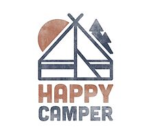 Happy Camper by Zeke Tucker