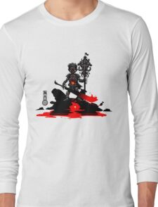 The Game of Kings, Wave Seven: The Black King's Pawn Long Sleeve T-Shirt