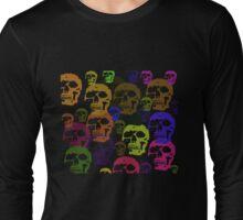 Skull Parade T-Shirt Long Sleeve T-Shirt