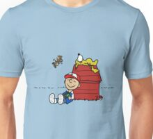 Charlie Brown Pokemon Master Unisex T-Shirt