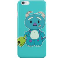 Hello Monster iPhone Case/Skin