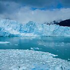 Glacial blues  by Stephen Colquitt