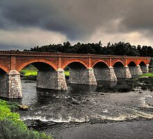 The Venta bridge by marco10