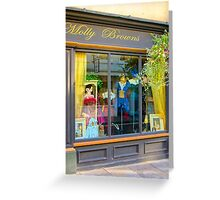 Molly Browns - York Greeting Card