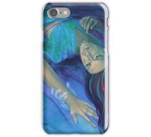 """Touching the ephemeral"" - from ""Whispers"" series iPhone Case/Skin"