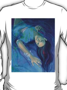 """""""Touching the ephemeral"""" - from """"Whispers"""" series T-Shirt"""