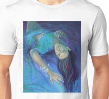 """""""Touching the ephemeral"""" - from """"Whispers"""" series Unisex T-Shirt"""