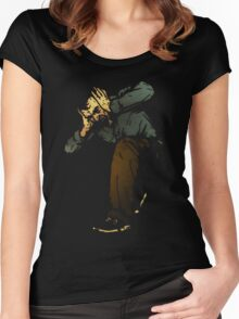 The Voices Are Back! Women's Fitted Scoop T-Shirt