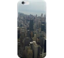 Chicago from Willis Tower Part 2 iPhone Case/Skin