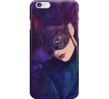 Secret glamour iPhone Case/Skin