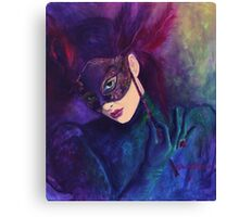 Secret glamour Canvas Print