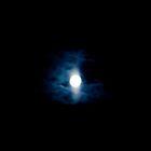 Blue Whisper Moon by Lyndy