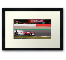 Toyota at Rivage Framed Print