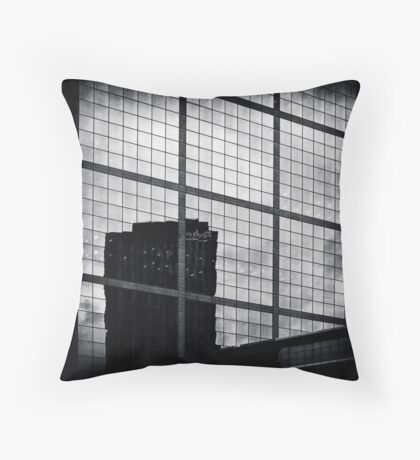 La Defence Throw Pillow